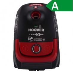 Hoover CP70_CP40 - Stofzuiger, Zwart-Rot, 700 Watt